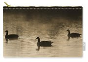 Goose Silhouette Carry-all Pouch