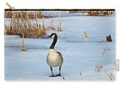 Goose Standing Carry-all Pouch