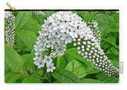 Gooseneck Flower Carry-all Pouch