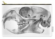 Gopher Skull Carry-all Pouch