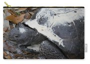 Gopher Tortoise Close Up Carry-all Pouch