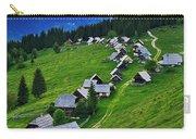 Goreljek Shepherding Village In Alpine Carry-all Pouch