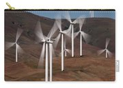 Gorge Windmills Carry-all Pouch