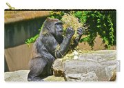 Gorilla Eats Carry-all Pouch