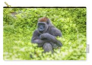 Gorilla Resting Carry-all Pouch