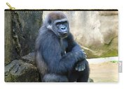 Gorilla Smile Carry-all Pouch