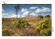 Gorse Bush On Mountain Approach Carry-all Pouch