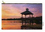 Gorton Pond Sunset Warwick Rhode Island Carry-all Pouch