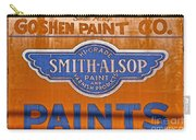 Goshen Paint Company Carry-all Pouch