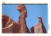 Gossips At Arches National Park Carry-all Pouch