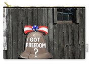 Got Freedom Carry-all Pouch