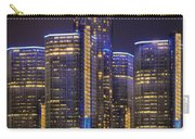 Gotham Detroit Carry-all Pouch by Nicholas  Grunas