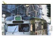 Gothenburg Tram 01 Carry-all Pouch