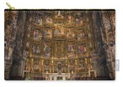 Gothic Altar Screen Carry-all Pouch by Joan Carroll