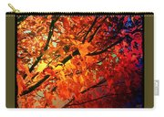 Gothic Autumn Leaves Carry-all Pouch