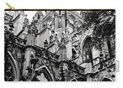 Gothic Cathedral Of Den Bosch Carry-all Pouch by Carol Groenen