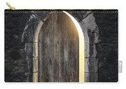 Gothic Light Carry-all Pouch by Carlos Caetano
