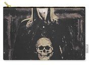 Gothic Motivational Carry-all Pouch