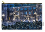 Gothic Snowflakes Carry-all Pouch