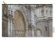 Gothic Splendor Of Spain Carry-all Pouch
