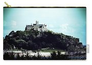Gothic St Michael's Mount Cornwall Carry-all Pouch