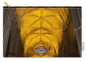 Gothic Vault Of The Seville Cathedral Carry-all Pouch