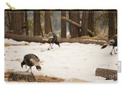 Gould's Wild Turkey Carry-all Pouch