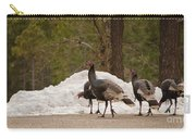 Gould's Wild Turkey Iv Carry-all Pouch