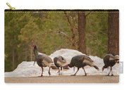 Gould's Wild Turkey V Carry-all Pouch