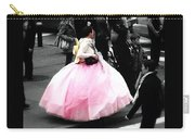 Gown Of Pink Carry-all Pouch