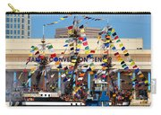 Tampa Convention Center And Gasparilla Carry-all Pouch