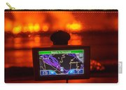Gps With The Holuhraun Fissure Eruption Carry-all Pouch
