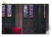 Grace Cathedral Walking Labyrinth - San Francisco Carry-all Pouch