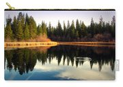 Grace Lake Northern California Carry-all Pouch