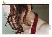 Grace - Self Portrait Carry-all Pouch