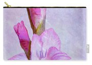 Grace With Textures Carry-all Pouch