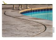 Gracious Curves Palm Springs Carry-all Pouch