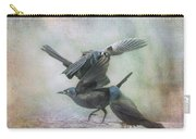 Grackle Dance Carry-all Pouch