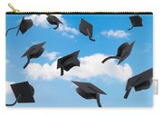 Graduation Mortar Boards Carry-all Pouch
