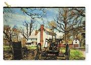 Graeme Park Farmhouse View Carry-all Pouch