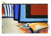 Graffiti Abstract Carry-all Pouch