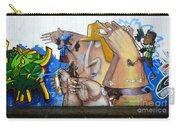 Graffiti Art Curitiba Brazil  19 Carry-all Pouch