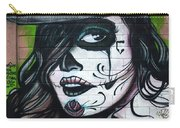 Graffiti Art Curitiba Brazil 21 Carry-all Pouch by Bob Christopher