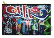 Graffiti Art Carry-all Pouch