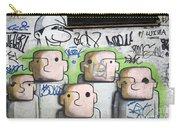 Graffiti Art Rio De Janeiro 5 Carry-all Pouch