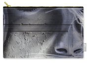 Graffiti Art With Mixed Textures Carry-all Pouch