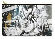 Graffiti Bikes Carry-all Pouch