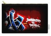 Graffiti - Box Car Art  7097-008 Carry-all Pouch