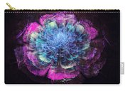 Graffiti Floral Carry-all Pouch