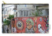 Graffiti In Salvador Carry-all Pouch